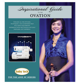 Babylock Guide Inspiration Ovation BLES8 Anglais
