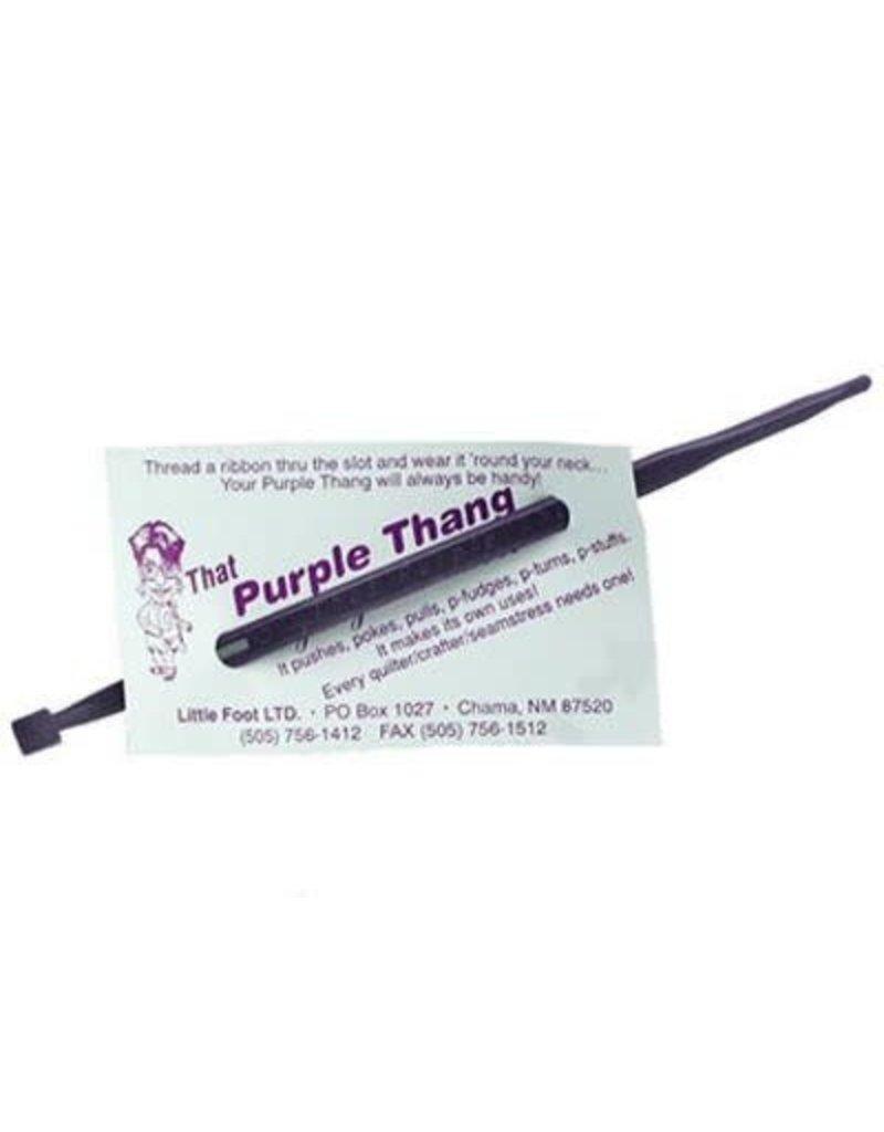 Little Foot, Ltd. That Purple Thang