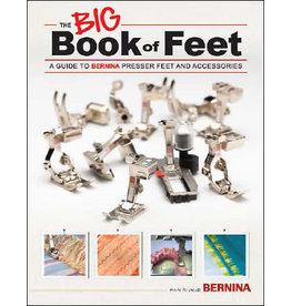 Bernina Livre de pieds Bernina 240 Pages en anglais seulement