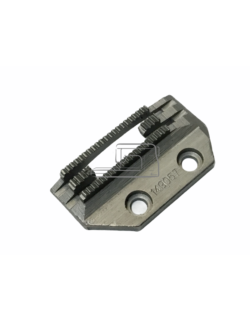 Industriel Feed dog 149057 fit with needle plate Plk147
