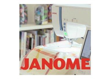 Anniversaire Janome