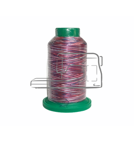 Isacord Fil Isacord multi-couleur 9918 1000 m pour broderie et couture