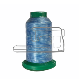 Isacord Isacord multicolor thread 9605 1000 m for embroidery and sewing