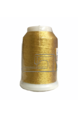 Isamet Isamet metallic thread 0493 1000 m for sewing and embroidery
