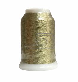 Isamet Fil Isamet métallique SN21 1000 m DISC pour couture et broderie