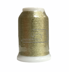 Isamet Isamet metallic thread SN21 1000 m DISC for sewing and embroidery