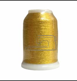 Isamet Fil Isamet métallique 7001 1000 m S12 DISC pour couture et broderie