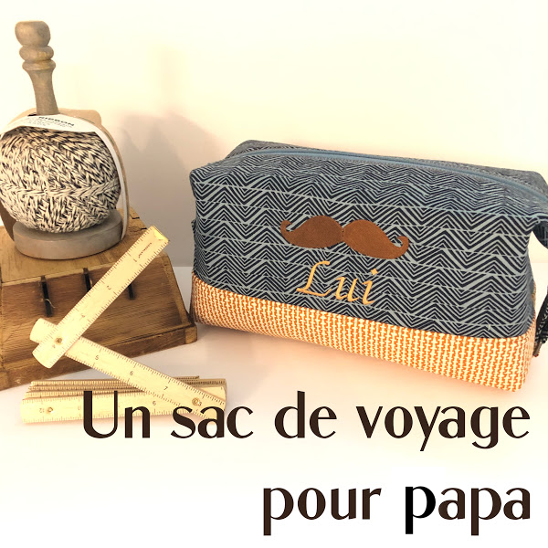 Un sac de voyage pour papa