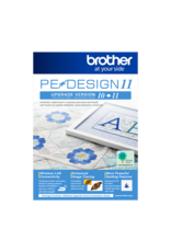 Brother PeDesign Upgrade 10 to 11