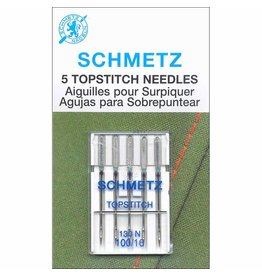 Schmetz Schmetz Topstitch needles 100/16