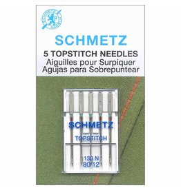 Schmetz Aiguilles Schmetz à Surpiquer 80/12
