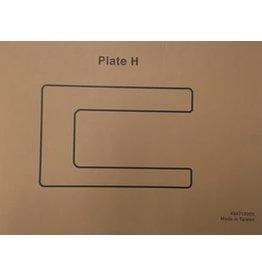 Janome Insert H pour meuble Janome