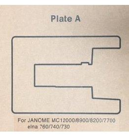 Janome Insert A pour meuble Janome