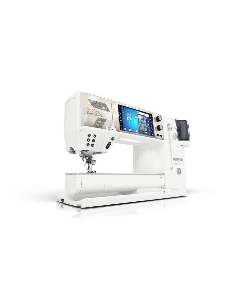 Bernina Bernina Sewing and Embroidery 880E Plus Crystal Edition