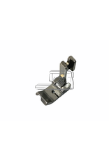 """Industriel 3/16"""" left sided piping foot"""