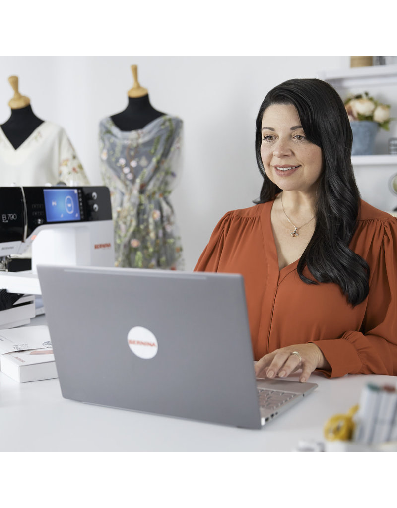 Bernina Bernina software Designer plus V9