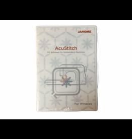 Janome Logiciel Janome AcuStitch