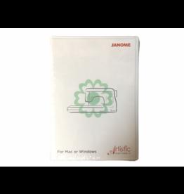 Janome Logiciel Janome Artistic Digitizer Junior V1.5