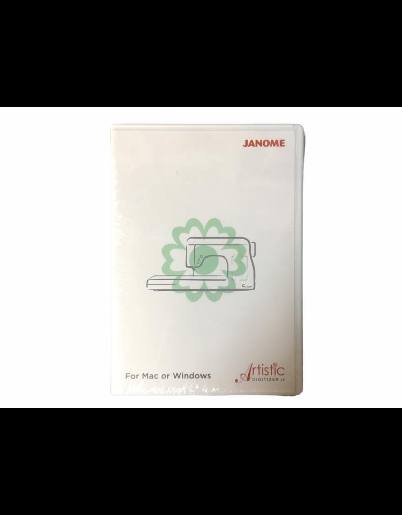 Janome Janome Artistic Digitizer Junior V1.5
