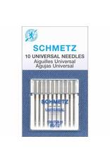 Schmetz Schmetz needles Universal 80/12 pk of 10
