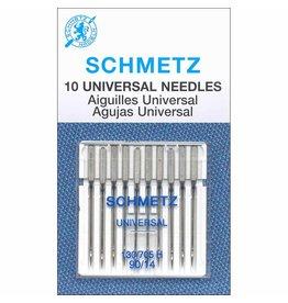 Schmetz Aiguilles Schmetz Universelles 90/14 paquet de 10