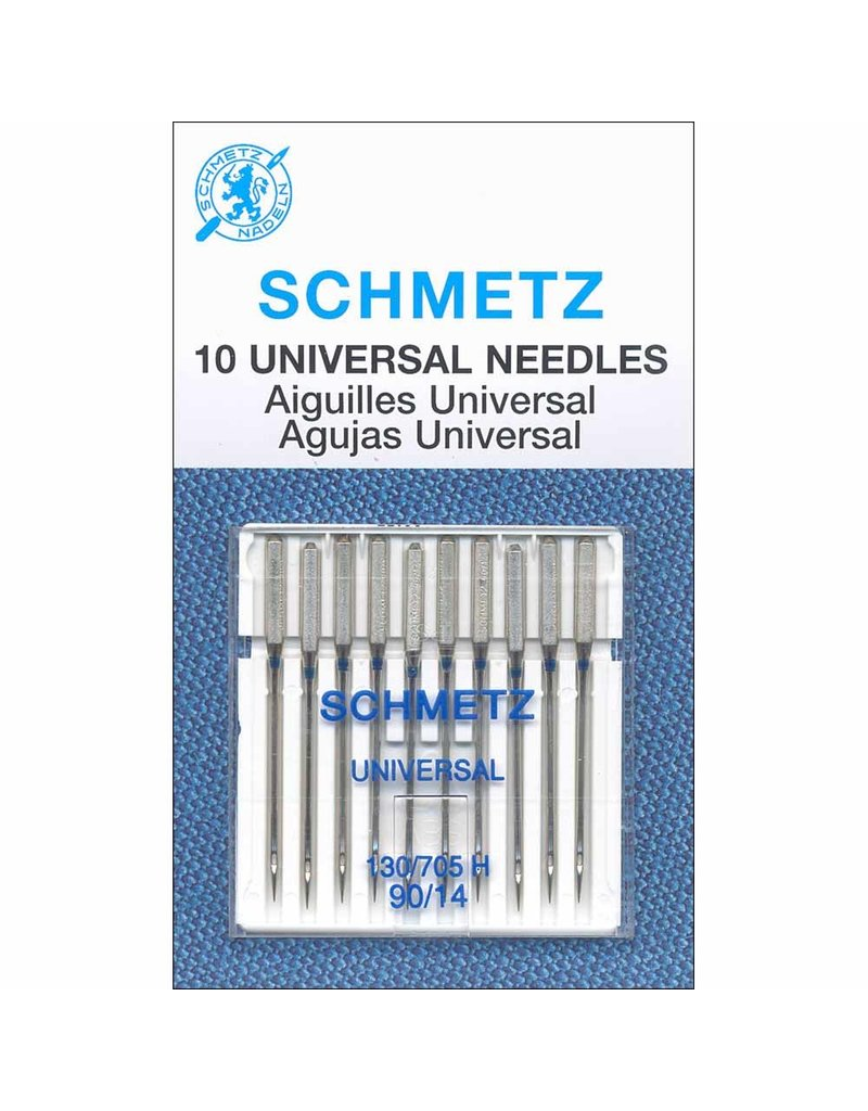 Schmetz Schmetz needles Universal 90/14 pk of 10