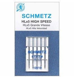 Schmetz Schmetz needles HLx5 (Mega quilter) 100/16