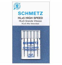 Schmetz Schmetz needles HLx5 (Mega quilter) 90/14