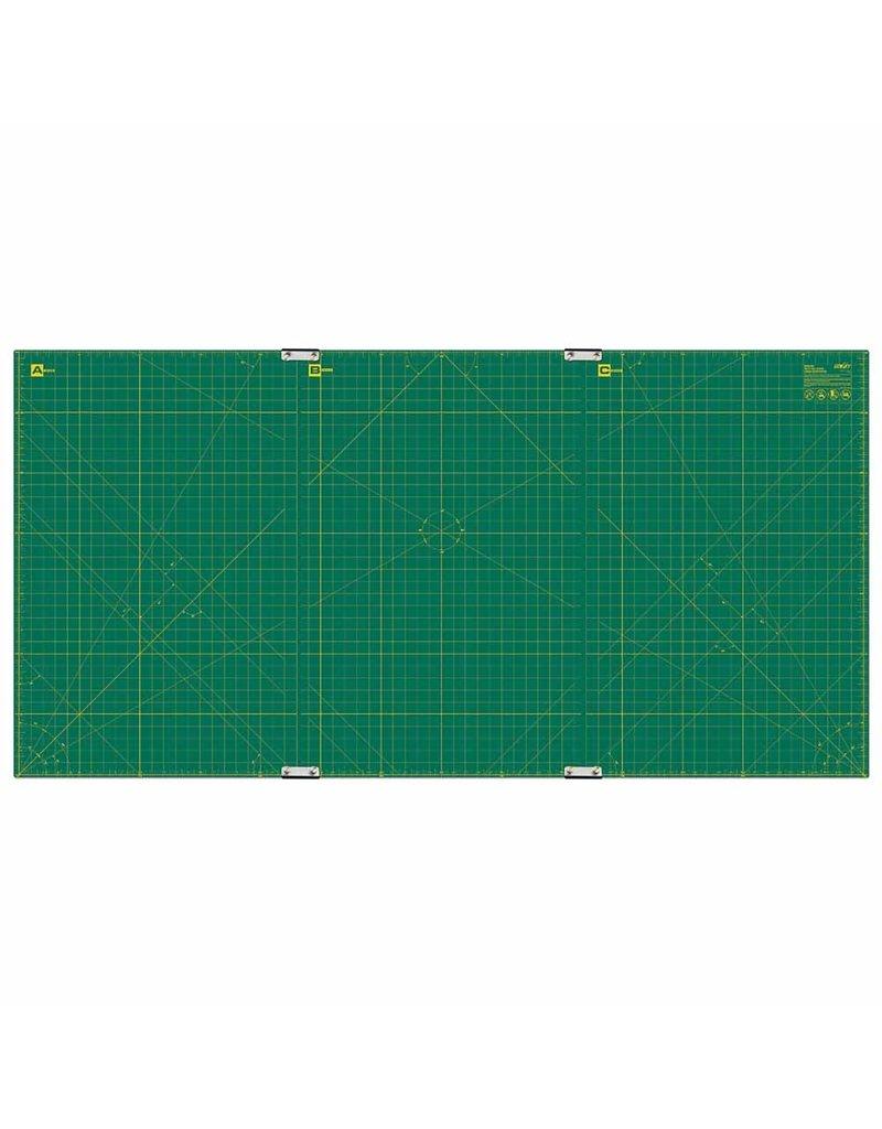 Olfa Table de coupe OLfa 35x70 3 pièces