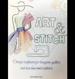 Handi Quilter Logiciel Art and Stitch