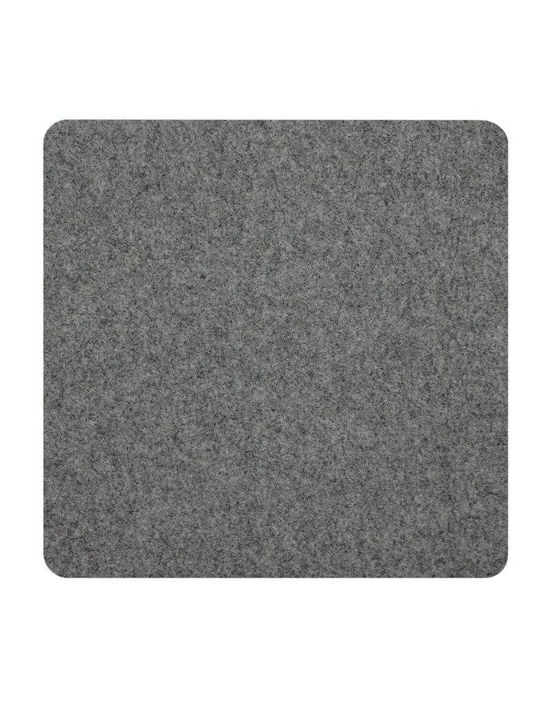 Unique UNIQUE QUILTING Wool Pressing Mat - 14″ x 14″ - Grey