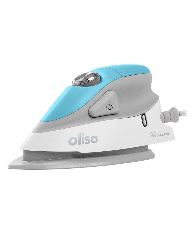Oliso OLISO M2Pro Mini Project IronTM with SolemateTM - Turquoise