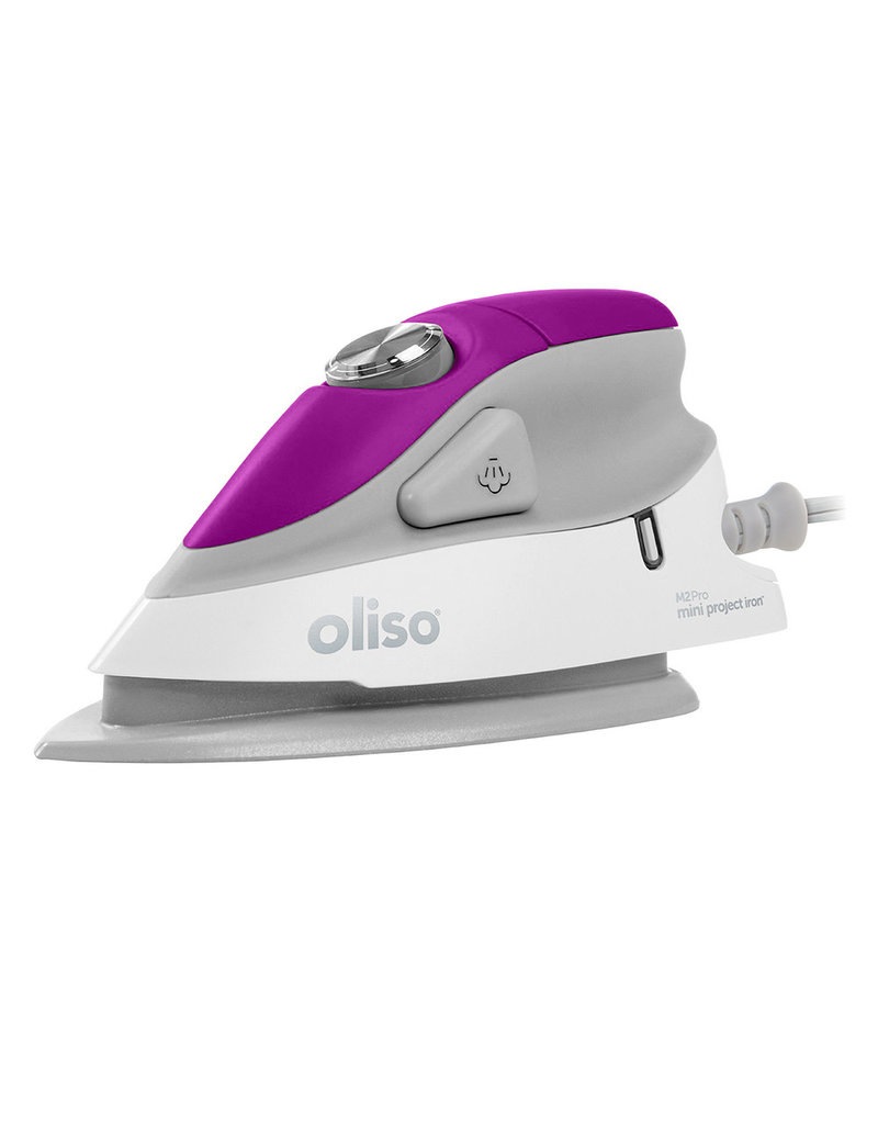 Oliso OLISO M2Pro Mini Project IronTM with SolemateTM - Orchid