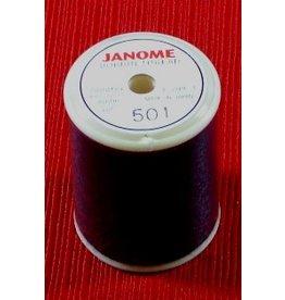 Janome Fil pour canette #90 800m noir - Janome
