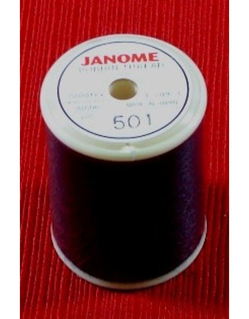 Janome Bobbin Thread Black #90 800M Spool