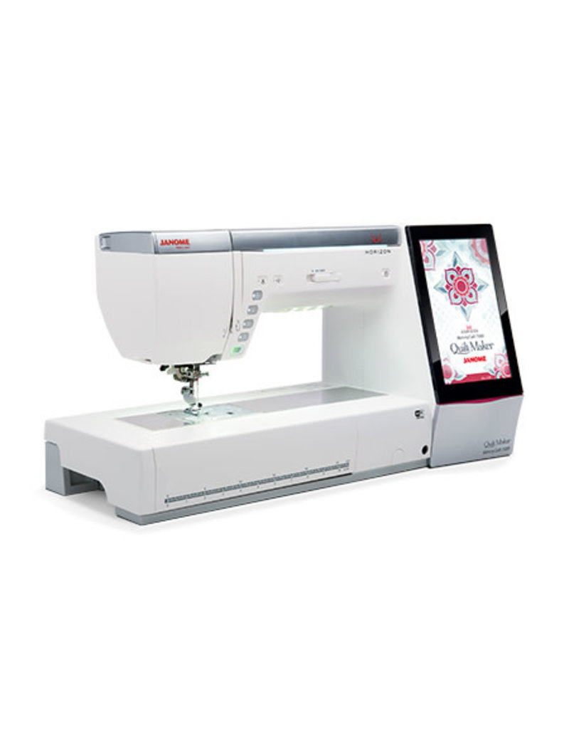 Janome Janome sewing and embroidery MC15000V3