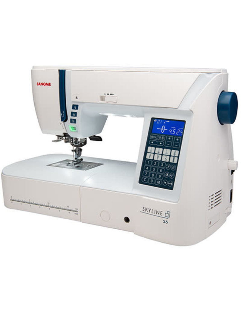 Janome Janome sewing only Skyline S6