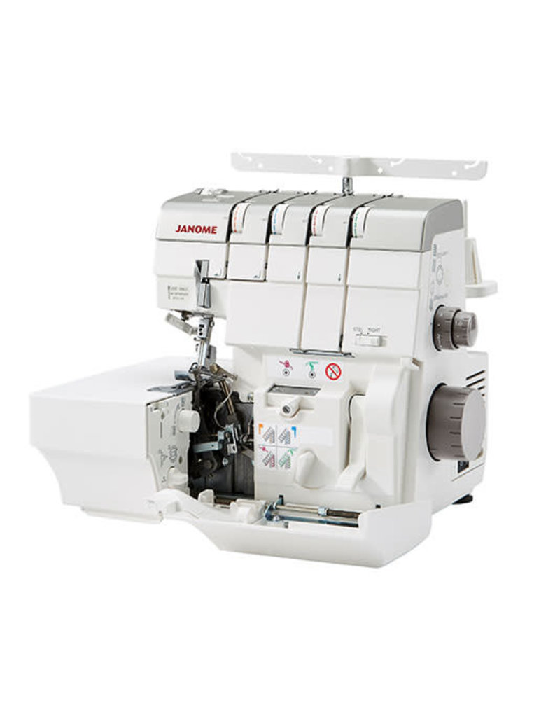 Janome Janome serger AirThread 4 threads AT2000D