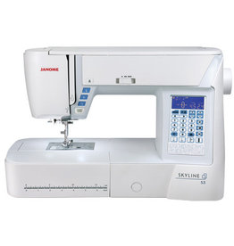Janome Janome sewing and embroidery Skyline S3