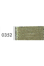 Isamet Isamet metallic thread 0352 1000 m for sewing and embroidery