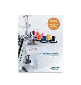 Brother Brother SAPRBOOK2 Guide pour la Entrepreneur® Pro X PR1055X de Brother