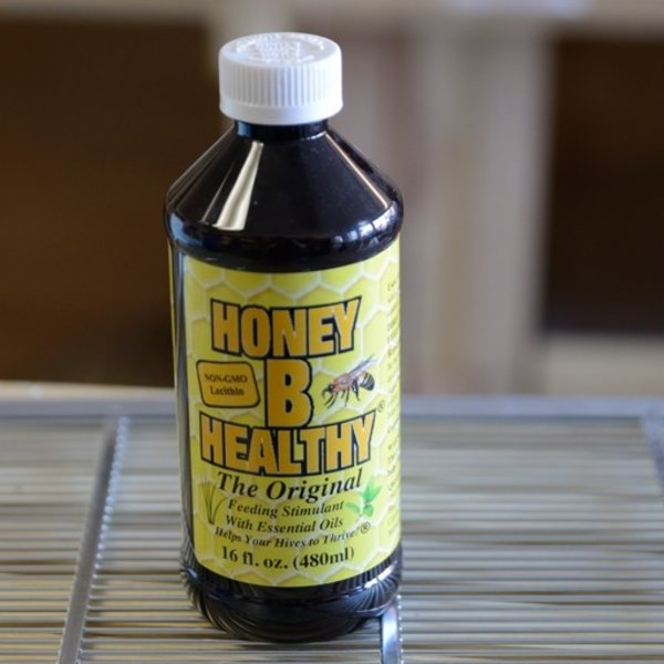Supplements Honey B Healthy - 16oz