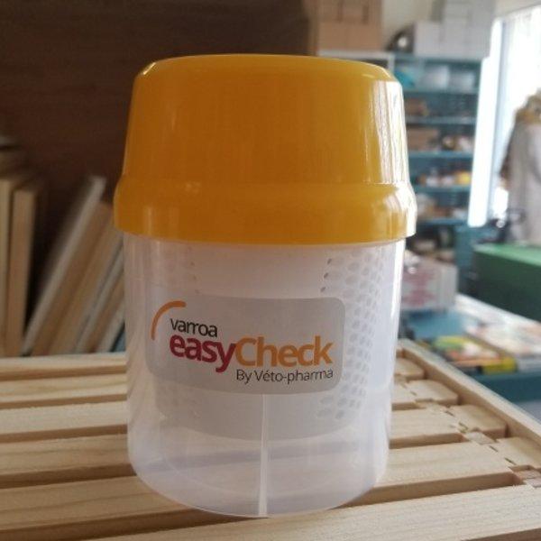 Varroa Mites Varroa Easy Check alcohol wash jar