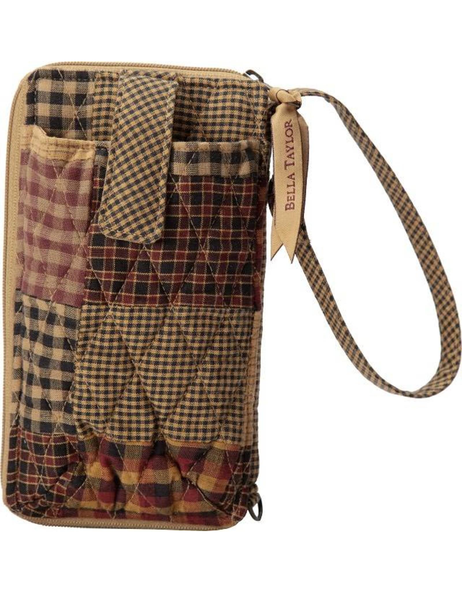 Bella Taylor Heritage - Modern Wristlet Wallet