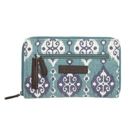 Bella Taylor Signature Zip Wallet Lanai
