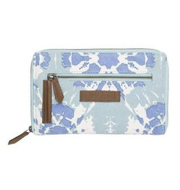 Bella Taylor Signature Zip Wallet Sierra