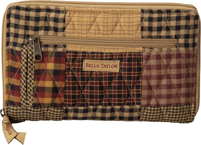 Bella Taylor Wrist Strap Wallet Heritage