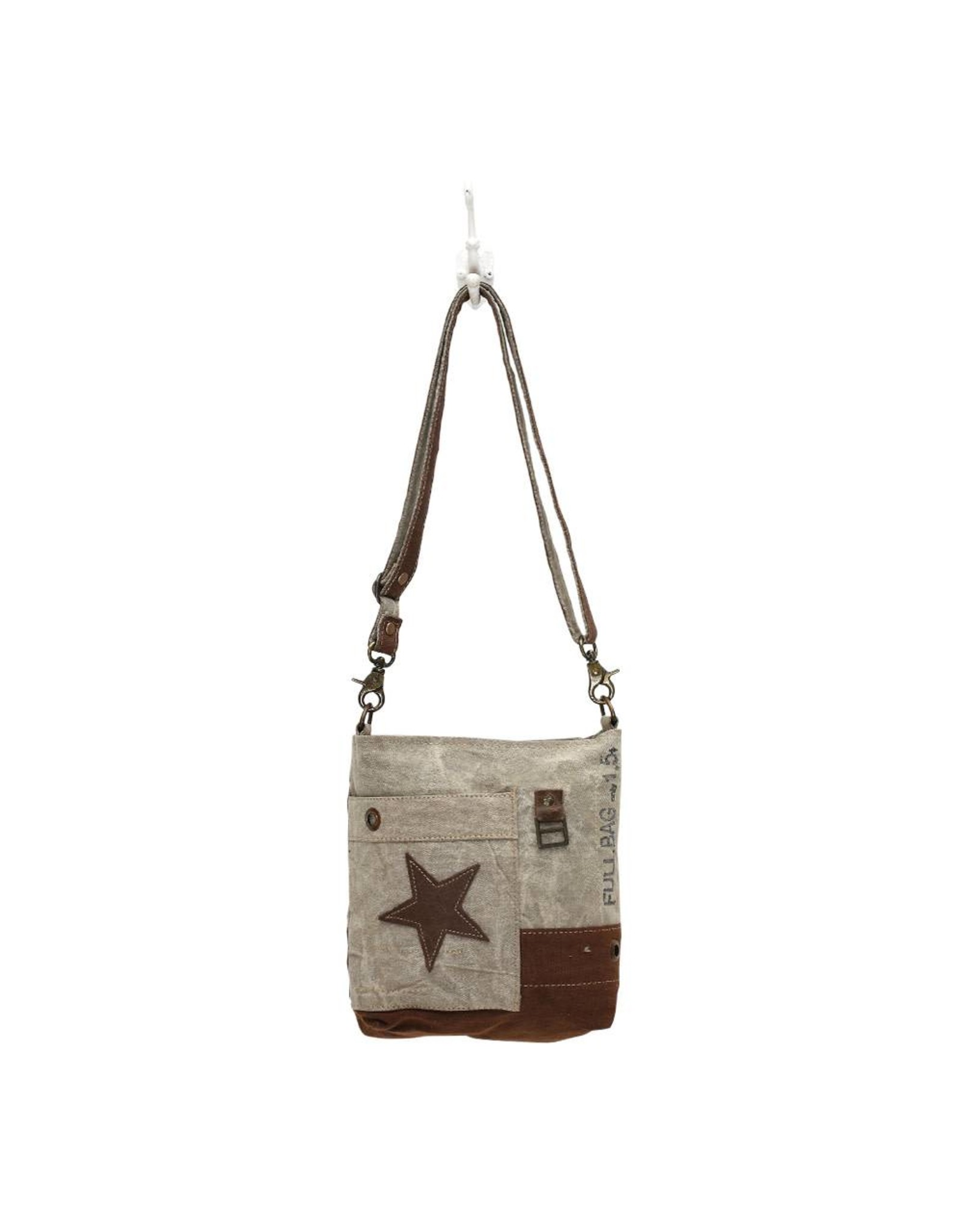 Myra S 0898 Leather Star Crossbody We are a handmade leather & canvas bag manufacturer, which has been involved in this professional line for around 10 years. myra bags s 0898 leather star crossbody
