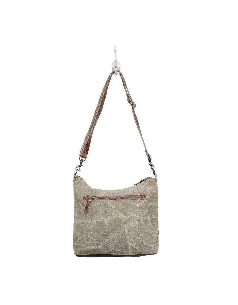 Myra Bags S-0904 Double Zip Bag