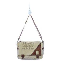 Myra Bags S-1132 Victors Messenger Bag